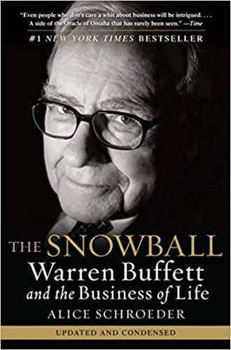 Snowball, Warren Buffett, Book